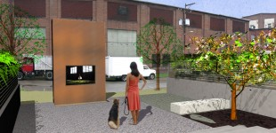 HARRISON STREET LOT & PGH ARTIST RESIDENCY